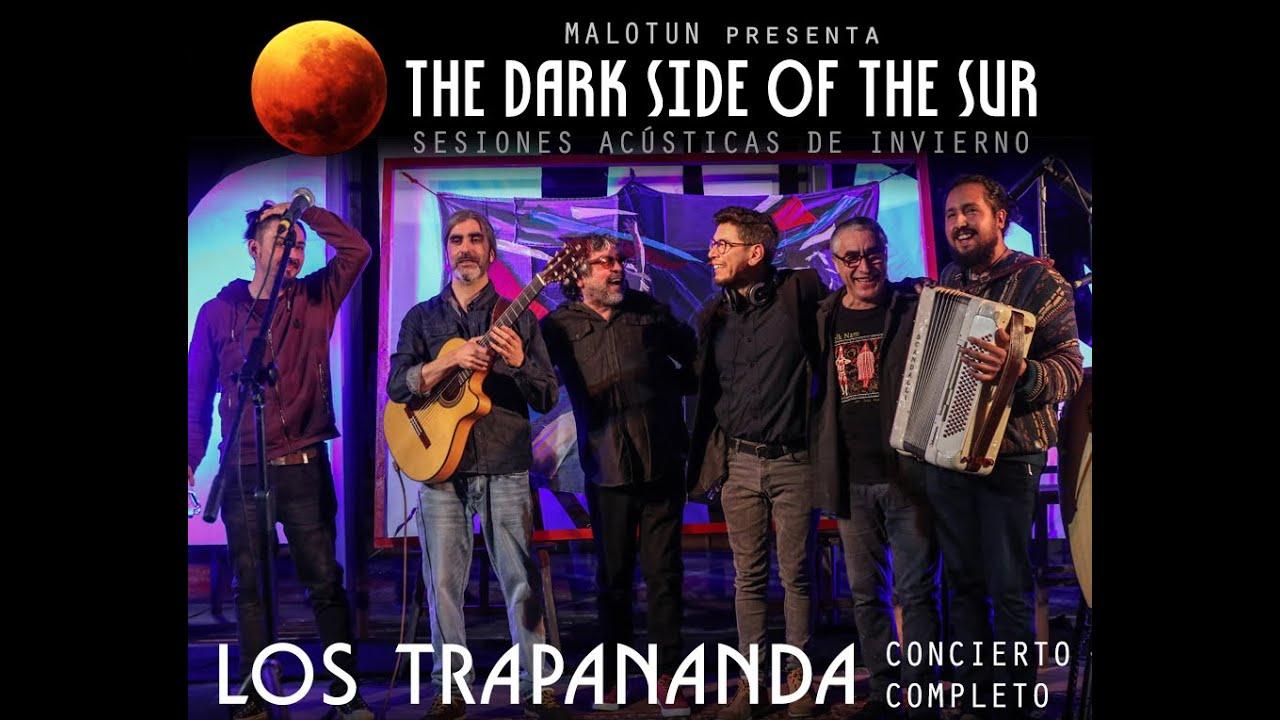 """[ 🎼 CONCIERTO EN LÍNEA 🎶 ]  """"The Dark Side of The Sur"""": Los Trapananda"""