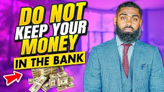 DON'T KEEP YOUR MONEY IN THE BANK   Prince Donnell