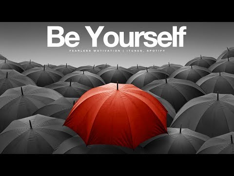 Be Yourself - (Just Want To Be Me) - Official Music Video