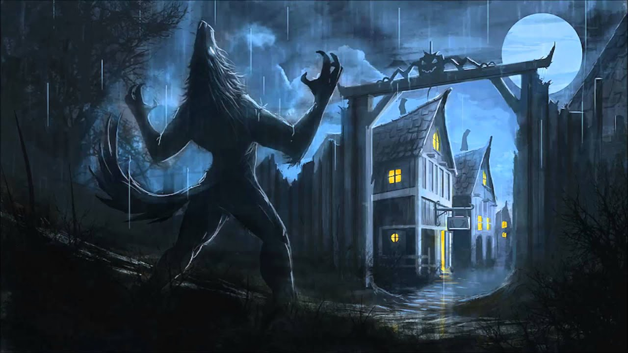 Halloween Music - Night of the Werewolf - YouTube