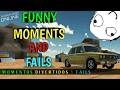 Russian Rider Online|Funny moments and fails|XxvinsxX