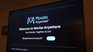 Movies Anywhere - Watch your movie library cross platform - 5 Free movies too! - Apple TV 4k