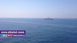 شاهد..الغواصة الألمانية المنضمة حديثا للقوات البحرية..صور وفيديو