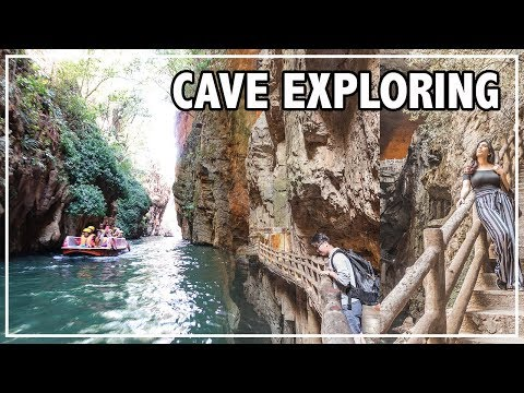 Exploring the Biggest Cave in China | Yunnan Travel Guide