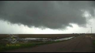 Tornadoes In CO / KS (May 25, 2010)