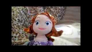 Princess Sofia the First Toy Review プリンセス ソフィア最初のグッズ レビュー...........공주 소피아 첫 번째 장난감 검토....