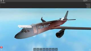 Sky Ways Roblox Flight A320 NEO