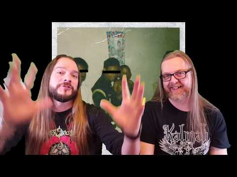 Kendrick Lamar - M.A.A.D. City (A METALHEAD REACTION TO HIP HOP)