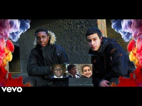 BLACK FAT RAT (Official Music Video) | MilosH18 StarShadows | 100 SUBSCRIBERS SPECIAL!!!
