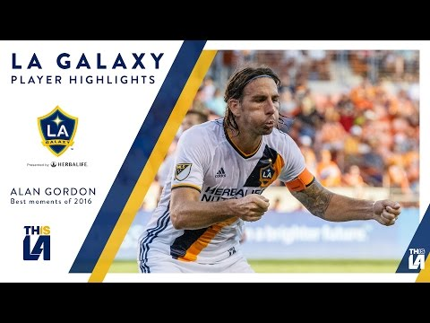 HIGHLIGHTS: The Best of Alan Gordon in 2016