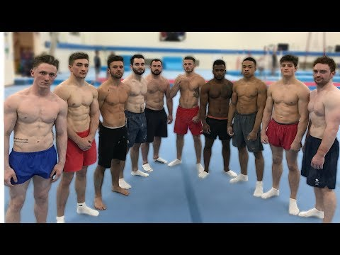 ULTIMATE GYMNASTICS CHALLENGE | Squad Edition