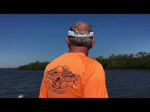Tom Jones Impersonator Catches Ladyfish
