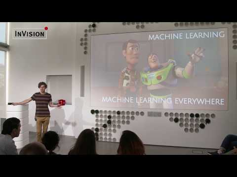 trivago academy at InVision: Machine Learning 2.0 with Xander Steenbrugge