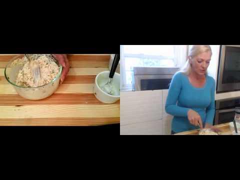 Melissa's Kitchen  Quick Lunch Chicken Salad