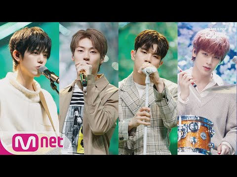 NFlying - Spring Memories Comeback Stage  M COUNTDOWN 190425 EP616