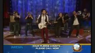 "Suburban Legends Play ""Open Up Your Eyes"" and ""Hey DJ"" at the 2009 MDA Telethon"