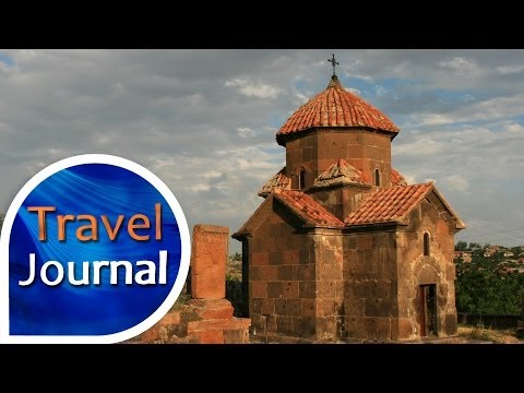 Travel Journal (154) - David Švejnoha představuje krásy Gruzie a Arménie