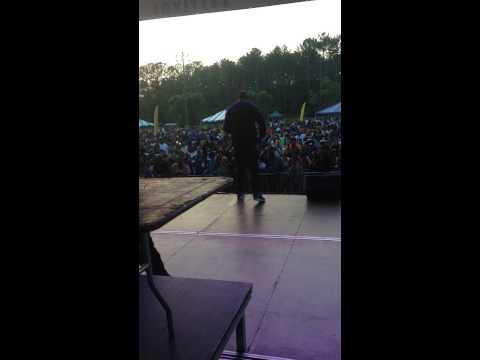 Biz Markie - Bimbe Festival 2014 - Durham, NC