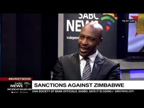 State of Zimbabwe economy under sanctions: Rutendo Matinyarare