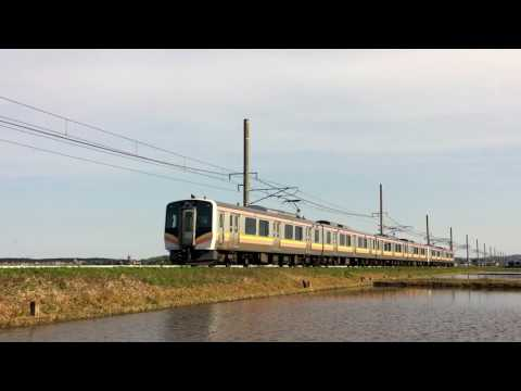 E129系(4+2連)の走行シーン〜East Japan Railway series E129