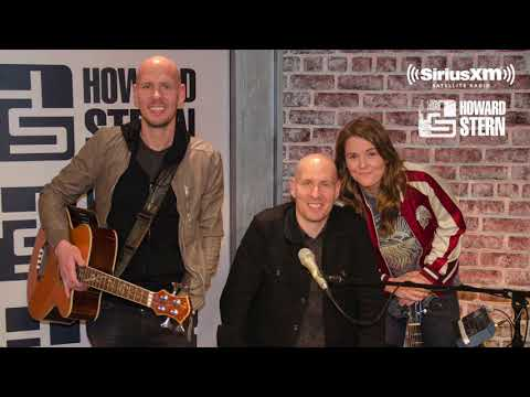 "Brandi Carlile Performs Her Song ""The Joke"" Live After Taking a Shot of Jameson"