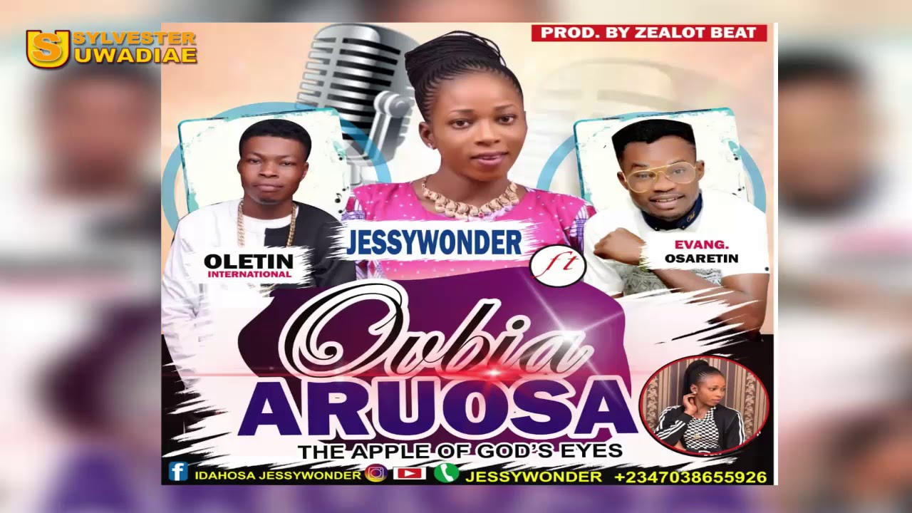 MP3 Download Jessy Wonder Ovbia Aruosa Feat Oletin