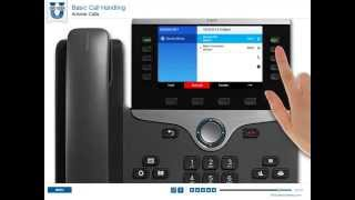 CISCO 8800 Series IP Phones - Answer Calls