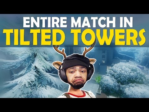 ENTIRE MATCH IN TILTED TOWERS...