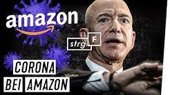 Amazon und das Virus: Profit auf Kosten der Beschäftigten?   STRG_F