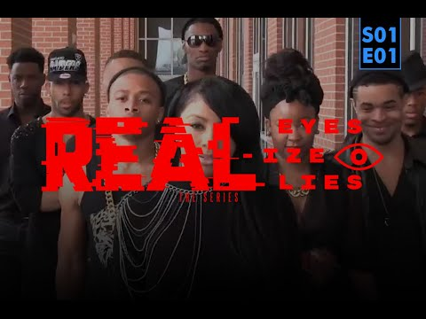 Real Eyes Realize Real Lies S1 Ep1 Series Premiere