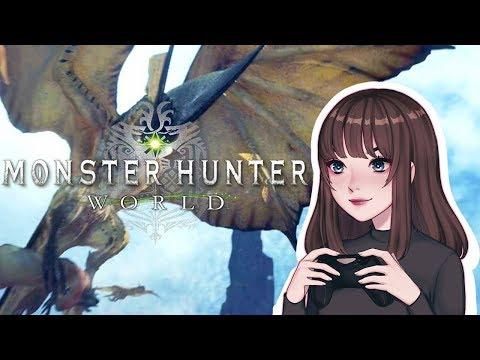 Valkyrie Ventures: Monster Hunter World