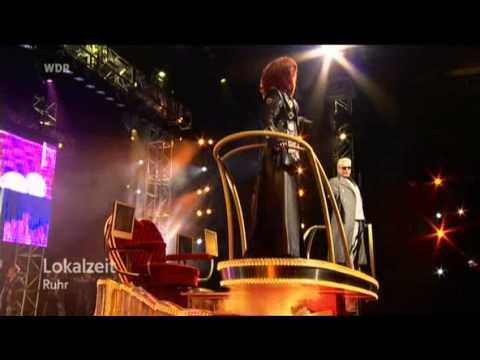 Lokalzeit Ruhr  Queen-Musical hat in Essen Premiere