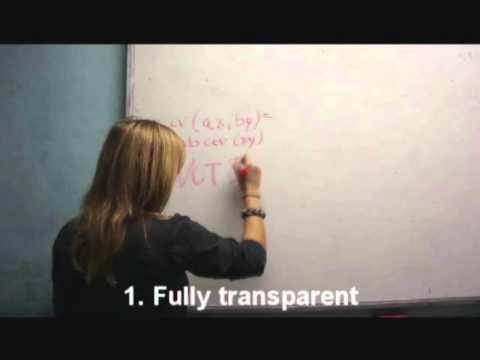 Finance & Services Officer - Darina Kirilova