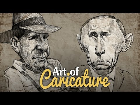The Art of Caricature with Court Jones
