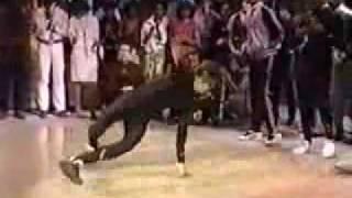 New York City Breakers   on SoulTrain 1984