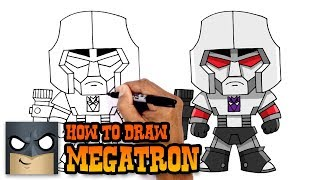 How to Draw Megatron | Transformers