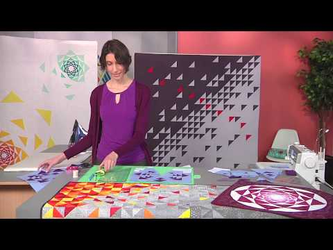 Fresh Quilting Series 200: Deconstructed Blocks featuring Sylvia Schaefer