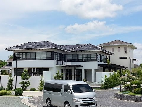 HOUSE AND LOT IN SOUTH FORBES STA ROSA LAGUNA NUVALI - TOKYO MANSION