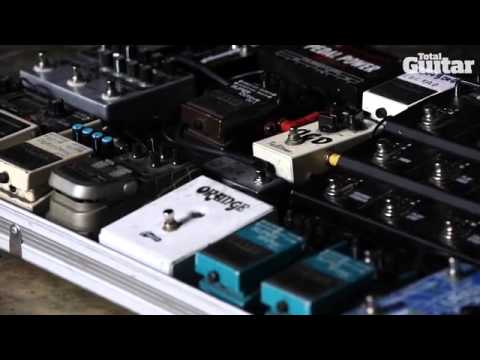 Pedalboard Tour: And So I Watch You From Afar (Rory Friers)