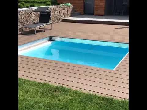 Video Venkovní bazény