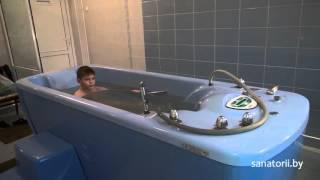 Санаторий Жемчужина - ванны гидромассажные, Санатории Беларуси