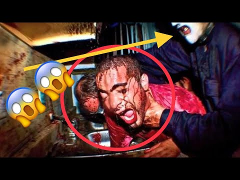 Berani Coba!!!! 6 Wahana Rumah Hantu Paling Mengerikan #BAHASDUNIA