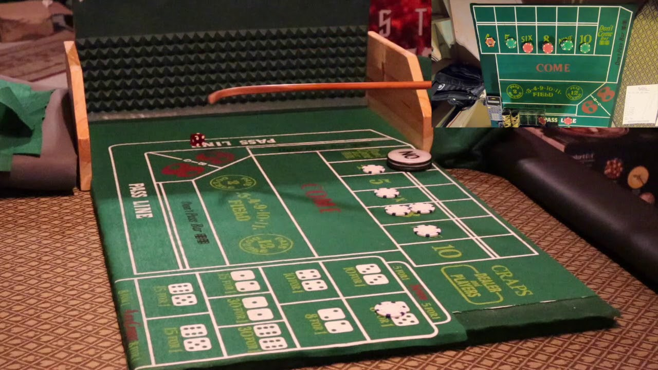 Winning Craps Strategy