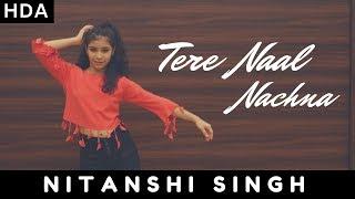 Tere Naal Nachna   Dance performance by Nitanshi Singh   HDA