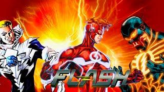 """Мой 3-ий сезон сериала """"Флэш""""/My season 3 of """"The Flash"""""""