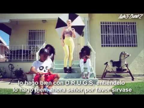 Iggy Azalea - PU$$Y (Sub Español) HD