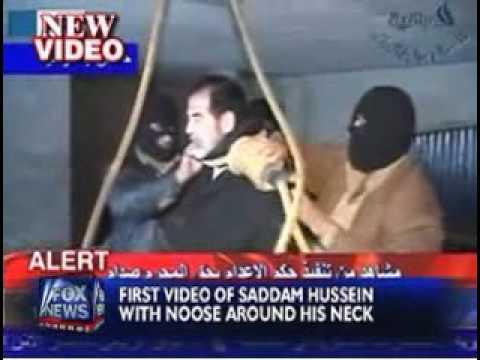 Saddam Execution
