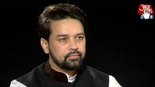 Seedhi Baat: Anurag Thakur On India-Pakistan T20