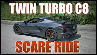 Twin Turbo C8 Hits The Streets And Scares Me!