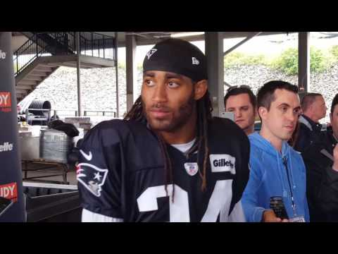 Stephon Gilmore interview